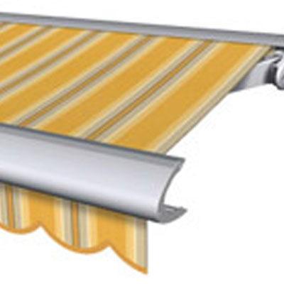 Detailbild Kassettenmarkise